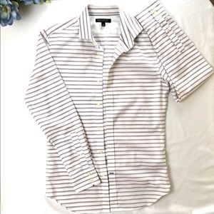 Banana Republic Non-iron Slim Shirts for Men